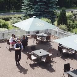 Hotel Deuschle Terrasse