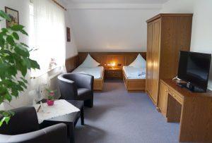 Hotel Deuschle Arendsee Zimmer 1